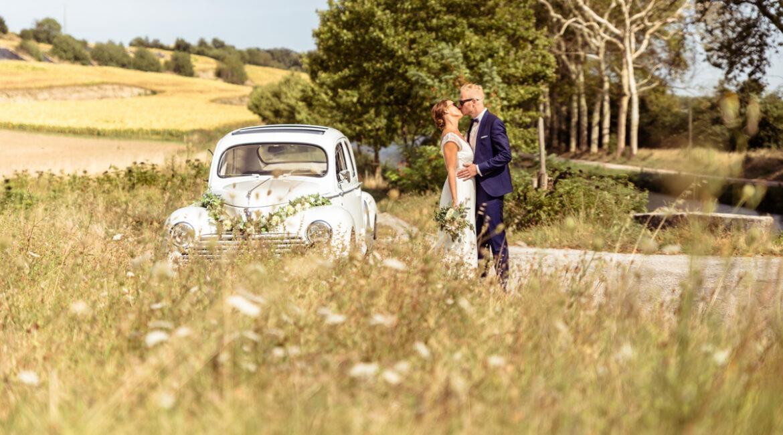 Magnifique mariage à Carcassonne ~ Angelina et Markus