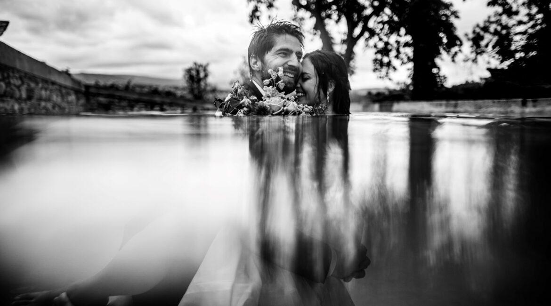 Un bel après-midi au Château la Villatade – Le Mariage de Sarah & Jérémy